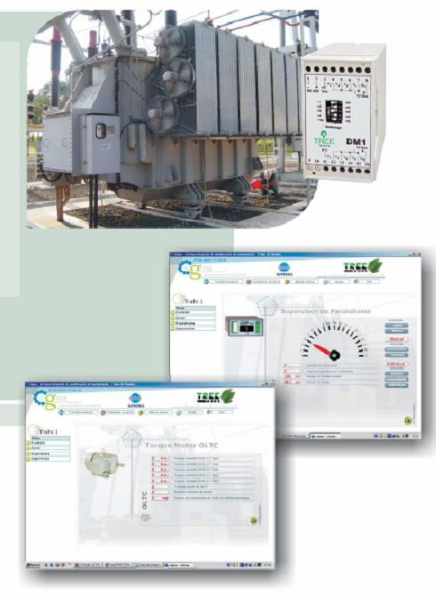 Torque Monitoring System : Sigma ltc torque on line monitoring sub system load tap