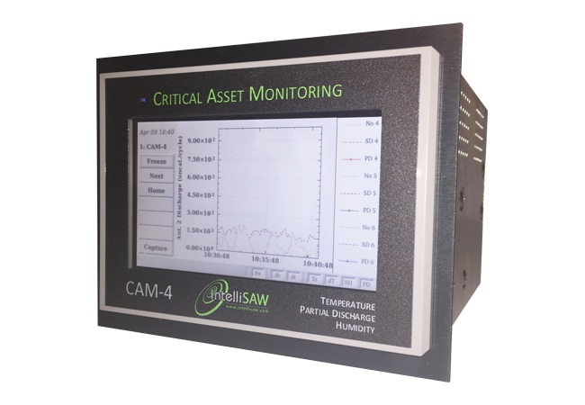 Climate Monitoring System : Critical asset monitoring system temperature pd and